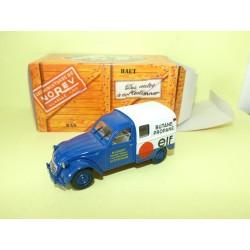 CITROEN 2CV N°121 ELF BUTANE PROPANE 1965 NOREV 1:43 boite carton