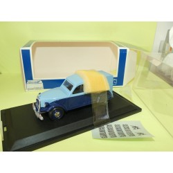 CITROEN 2CV TRACTION GAULOISE MINISTYLE 1:43