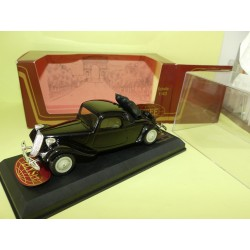 CITROEN TRACTION 11 COUPE GAZOGENE ELYSEE 516 1:43
