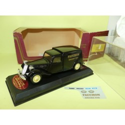 CITROEN TRACTION COMMERCIAL FAUCHON ELYSEE 528 1:43