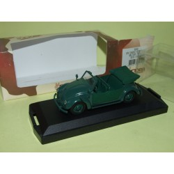 VW COCCINELLE HEBMULLER POLICE MILITAIRE VICTORIA R049 1:43