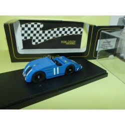 BUGATTI TYPE 32 N°11 GP DE FRANCE 1923 TOP MODEL GOLD 0491:43