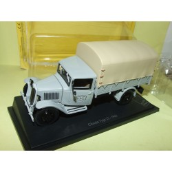 CITROEN TYPE 23 1946 LA POSTE UNIVERSAL HOBBIES  1:43 blister