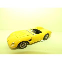 FERRARI 500 TRC SPIDER 1956 Jaune ART MODEL 1:43 sans boite
