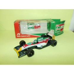 LOTUS 107 B  TEAM CASTROL GP 1993 MATTEL 1:43