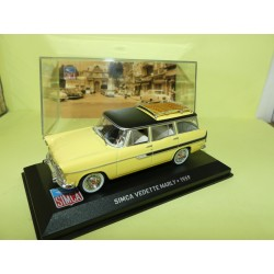 SIMCA VEDETTE MARLY 1959 Jaune ALTAYA 1:43