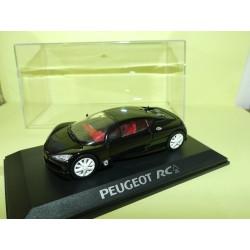PEUGEOT RC PIC Concept Car NOREV pour ALTAYA 1:43