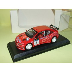 CITROEN XSARA KIT CAR RALLYE PURAS CHAMPION ESPAGNE 1998 MINI RACING Kit Monté 1:43