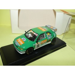PEUGEOT 306 FLYMO TROPHEE ANDROS 1995 WALCHER MINI RACING 1:43