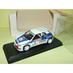 PEUGEOT 306 GTi PROCAR 24H DE SPA 1998 MINI RACING Kit Monté 1:43
