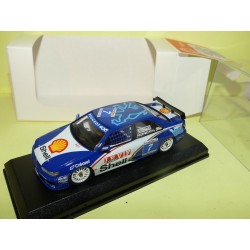 PEUGEOT 406 PROCAR BELGE 1997 RADERMECKER MINI RACING 1:43