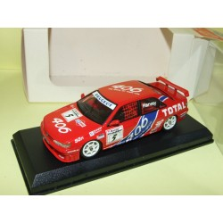 PEUGEOT 406 PROCAR TOURISME BRITANNIQUE 1996 HARVEY MINI RACING Kit Monté 1:43