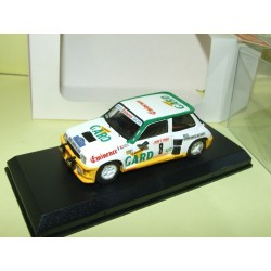 RENAULT 5 MAXI TURBO RALLYE DE CEVENNES 1985 TOUREN MINI RACING Kit Monté 1:43