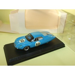 RENAULT ALPINE M63 N°50 LE MANS 1963 MINI RACING Kit Monté 1:43