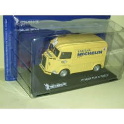 CITROEN TYPE H GRECE MICHELIN ALTAYA  1:43