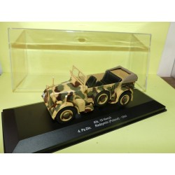 VEHICULE MILITAIRE N°44 HORCH POLOGNE 1944 EAGLEMOSS 1:43