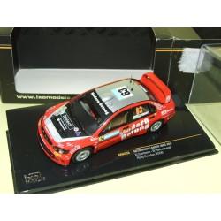 MITSUBISHI LANCER WRC RALLYE DE SUEDE 2006 CARLSSON IXO RAM235 1:43