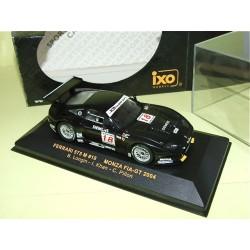 FERRARI 575 M N°18 MONZA FIA GT 2004 IXO GTM031 1:43