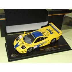 McLAREN F1 GTR FIA GT 2007 SPA FRANCORCHAMPS IXO GTM072 1:43