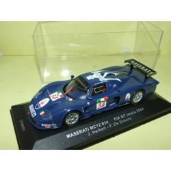 MASERATI MC12 FIA GT IMOLA 2004 J. HERBERT IXO GTM021 1:43
