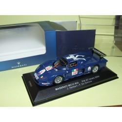 MASERATI MC12 N°24 GT IMOLA 2004 IXO GTM021 1:43