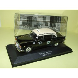 CHECKER MARATHON 1963 TAXI DE DALLAS  ALTAYA 1:43