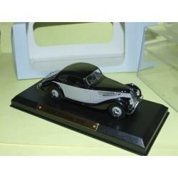 BMW 327 COUPE 1938 Gris et Noir  ATLAS 1:43
