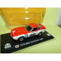 DATSUN 240 Z BRE J. MORTON 1970 DEL PRADO  1:43 blister