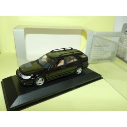 SAAB 9-5 ESTATE Noir MINICHAMPS 1:43