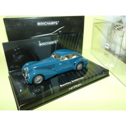 BENTLEY EMBRICOS 1939 Bleu MINICHAMPS 1:43