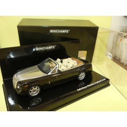 ROLLS ROYCE PHANTOM DROPHEAD COUPE Noir MINICHAMPS 1:43