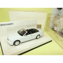 BENTLEY AZURE 2007 Blanc MINICHAMPS 1:43