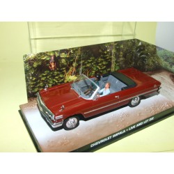 CHEVROLET IMPALA LIVE AND LET DIE BOND ALTAYA 1:43