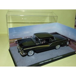 FORD FAIRLINE THUNDERBIRD J. BOND 007 ALTAYA 1:43