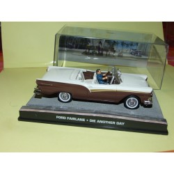 FORD FAIRLINE DIE ANOTHER DAY J. BOND 007 ALTAYA 1:43