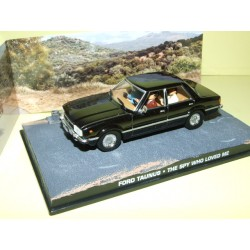 FORD TAUNUS The Spy Who Loved Me J. BOND ALTAYA 1:43