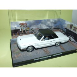 FORD THUNDERBIRD GOLDFINGER JAMES BOND ALTAYA 1:43