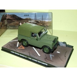 LAND ROVER SERIES III The living daylights  J. BOND ALTAYA 1:43