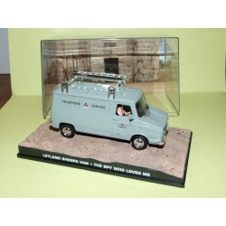 LEYLAND SHERPA VAN James BOND ALTAYA 1:43