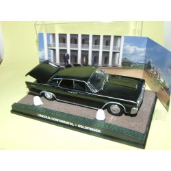 LINCOLN CONTINENTAL GOLDFINGER JAMES BOND ALTAYA 1:43