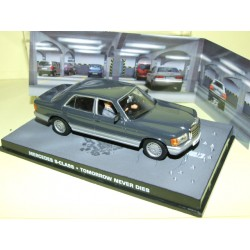 MERCEDES CLASS S Tomorrow Never Dies J. BOND ALTAYA 1:43