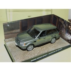 RANGE ROVER SPORT QUANTUM OF SOLACE JAMES BOND ALTAYA 1:43