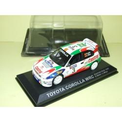 TOYOTA COROLLA WRC RALLYE D'AUSTRALIE 1999 SAINZ ALTAYA 1:43