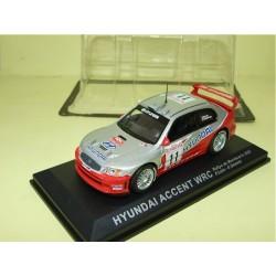 HYUNDAI ACCENT WRC RALLY MONTE CARLO 2003 LOIX ALTAYA 1:43