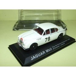 JAGUAR MKII RALLYE TOUR DE FRANCE 1960 CONSTEN ALTAYA 1:43