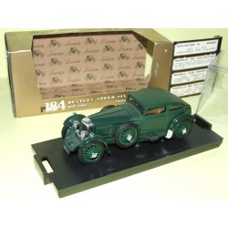 BENTLEY SPEED SIX 1928 BRUMM R184 1:43