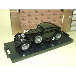 BENTLEY SPEED SIX 1928 Noir BRUMM R185 1:43