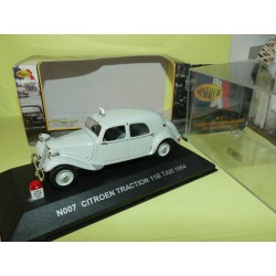 CITROEN TRACTION 11 B TAXI 1954 NOSTALGIE N012C 1:43