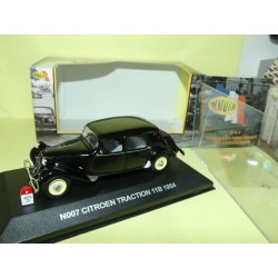 CITROEN TRACTION 11 B 1954 Noir NOSTALGIE N007C 1:43