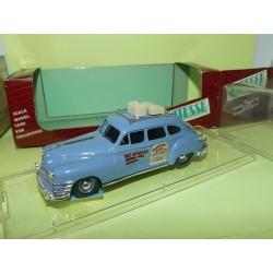 CHRYSLER WINDSOR SIX SEDAN HOT SPRING NATIONAL PARK VITESSE 378 1:43